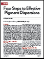 Four Steps to Effective Pigment Dispersions (Jadel Baptista, DCC LANSCO)